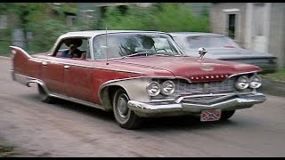 '60 Plymouth chases '54 Dodge