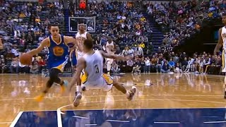 "NBA ""Missed"" Ankle Breakers/Crossovers"