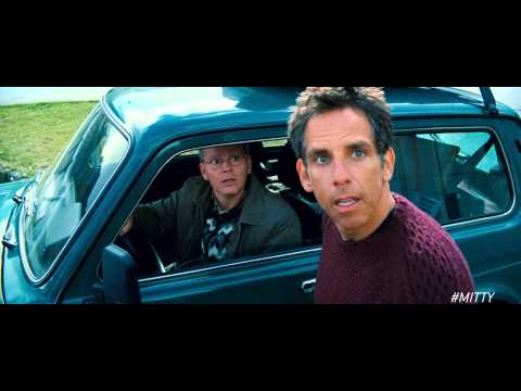 "The Secret Life of Walter Mitty - ""Eruption"" clip"