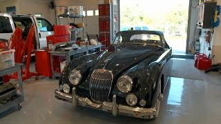 A Heart-Melting Jaguar XK 150 S 3.4 Roadster