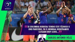 ¡Esto es un Equipo! Colombia lució brillante y contundente... Hay que seguir creciendo
