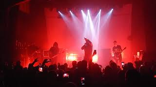 Download Lagu Bad Wolves - Zombie Live New Orleans House of Blues 2018 Gratis STAFABAND