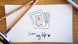 Draw My Life Hyuna Pom