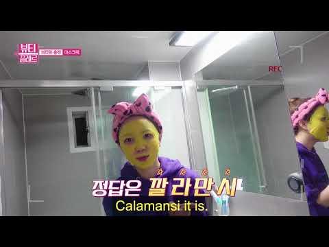 [EYENLIP] Calamansi Vitamin Solution Mask 25ml - Korea Skin ...