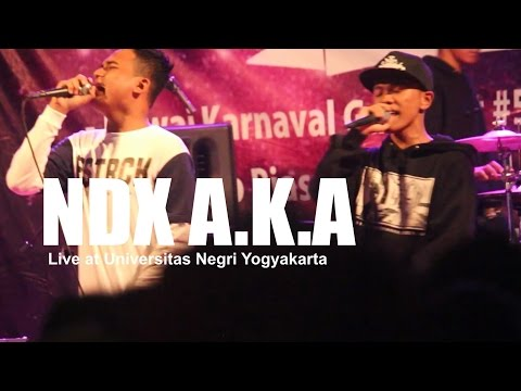 download lagu NDX A.K.A - Bojoku Ketikung Live At UNY gratis