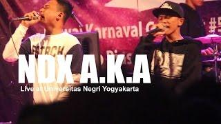 download lagu Ndx A.k.a - Bojoku Ketikung Live At Uny, October gratis