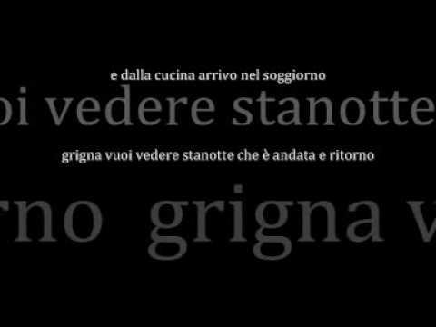 曲のイメージをカバー Dalla Cucina Al Soggiorno によって Gianluca Grignani