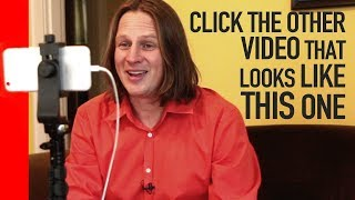 How to record your first YouTube video