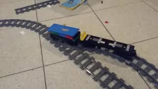 Train vs train