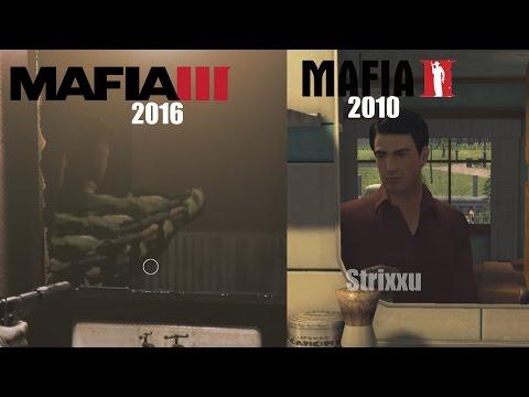 Mafia 2 is better than Mafia 3
