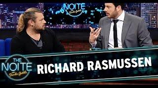 The Noite 31/07/14 (parte 1) - Entrevista com Richard Rasmussen