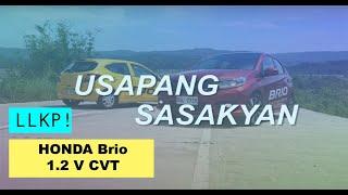 Honda Brio 1.2 V CVT Review
