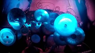 INVERTED SERENITY - Yugen - Drum Cam (Live)