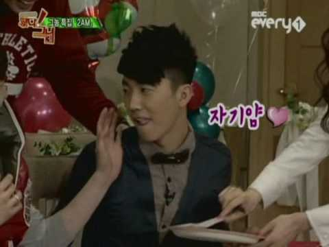 [OPV]Romantic 100% Kiss- Khun X Wooyong [2PM] Video