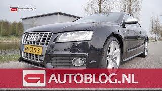 Mijn Auto: Audi S5 van Pieter