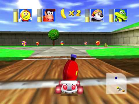 Diddy Kong Racing: Part 19 - Adventure 2 (Key Locations & Battle Courses)