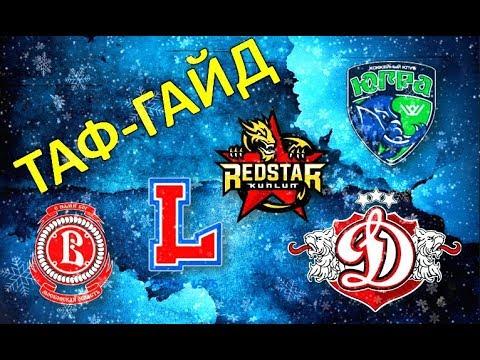 ТАФ-ГАЙД | Клубы, которые покинут КХЛ