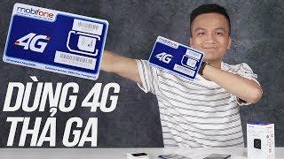 Review Sim Mobifone 4G 80k bán độc quyền tại FPTShop, có gì hot?