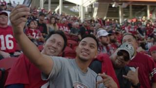 #LevisStadium powered by Tagboard