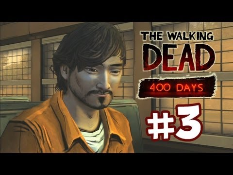 The Walking Dead 400 Days Gameplay Walkthrough - Part 3 - Vince