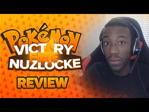 Pokemon Victory Fire Review!
