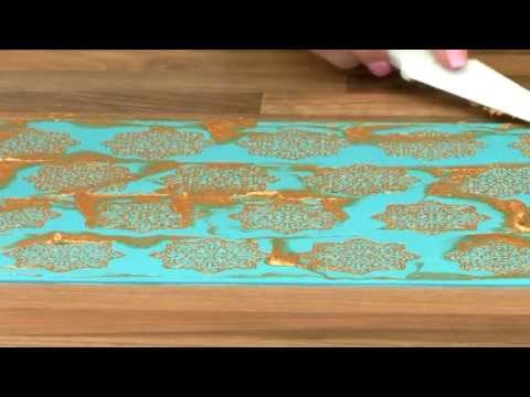 Learn How Claire Bowman Cake Lace Youtube