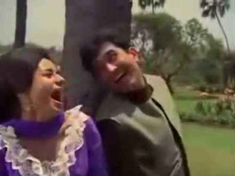 Gulabi Aankhen Jo Teri Dekhi Mohammed Rafi The Train Tribute...