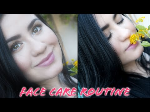 Face Care Routine - Acne Prone Skin & Anti Aging