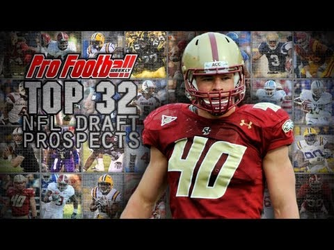 PFW's #10 NFL Draft Prospect: Boston College LB Luke Kuechly