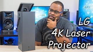 LG CineBeam HU80KA Review - 4K Laser Projector