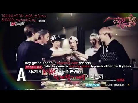 [eng Sub] 140703 Showtime - Burning The Beast Ep 10 video