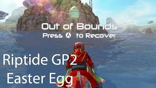 "Riptide GP2 Easter Egg ""It"