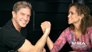 Sons Of Anarchy's Kenny Johnson Teaches You How To Arm Wrestle Like A Pro