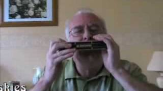 I JUST CALLED TO SAY I LOVE YOU - Harmonica & Keyboard