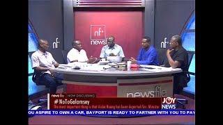 #NoToGalamsey - Newsfile on JoyNews (20-4-19)