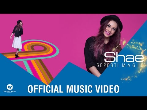 SHAE - Seperti Magic (Official Music Video)