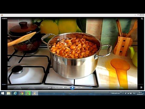 Как варить компот из ягод - видео