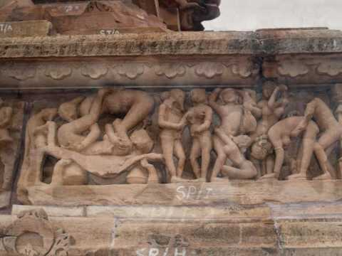 TEMPLOS ERTICOS DE KHAJURAHO Video