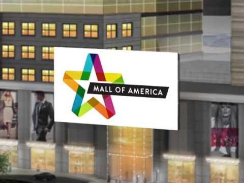 Mall of America launches new logo