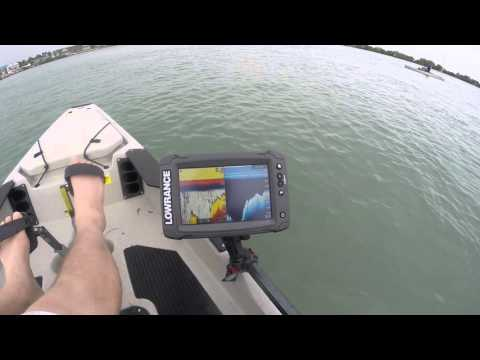 Lowrance Elite 7 Ti First Look