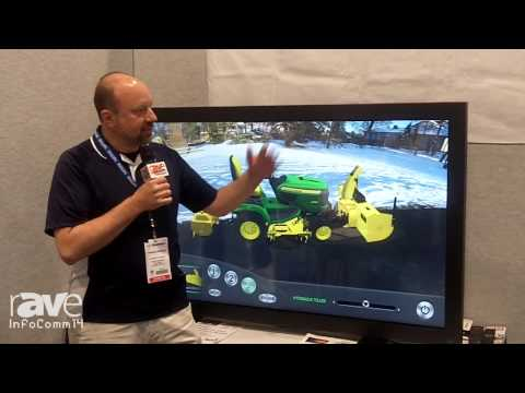 InfoComm 2014: Philips Signage Solutions Introduces Its Touch Overlay Solutions