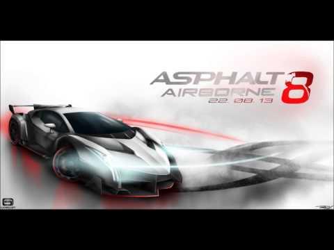 Asphalt 8: Airborne - Through The Gates - Celldweller