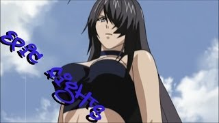 Anime Martial Art Mix Fights
