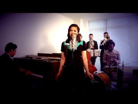 Drunk In Love - Vintage Big Band   Swing Beyonce Cover Ft. Cristina Gatti video
