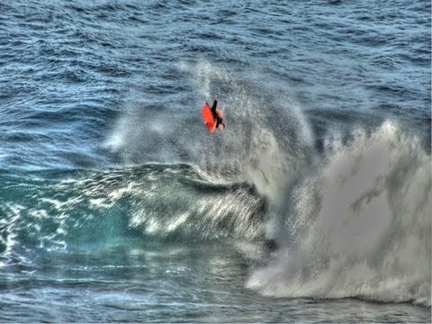 Bodyboarding PERFORMANCE. (Ben Player) 09/10 Gran Canaria