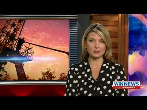NSW Govt extends freeze on new CSG Licences: WIN News 25 Sep 2014