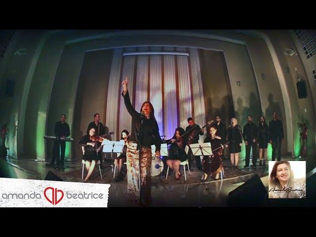 """Amanda Beatrice - """"Apenas Servo"""" [clipe oficial]"""
