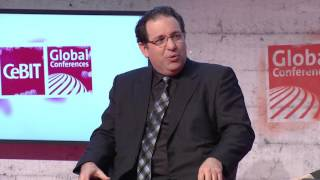 Kevin Mitnick: Live Hack at CeBIT Global Conferences 2015