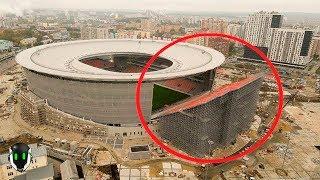 Estadios del Mundial Rusia 2018 | ¡ASOMBROSOS!