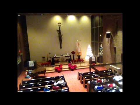 Christmass Liturgical Dance With Abbey Brooks And Kaitlin Seiner video